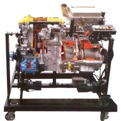 汽车新能源教学设备(汽车油电混合动力实训台,电动汽车实训设备