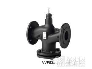 VVF53.65西门子电动调节阀详细说明 西门子代理商