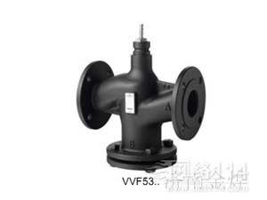 VVF53.100-150K济南西门子电动调节阀