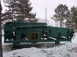 黑龙江白桦5xfz-80型比重复式清粮机