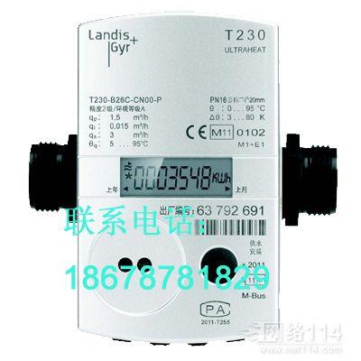 兰吉尔原装进口DN20户用超声波热量表 户表