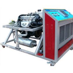 汽车发动机实训台,汽车新能源教学设备,汽车发动机拆装台架