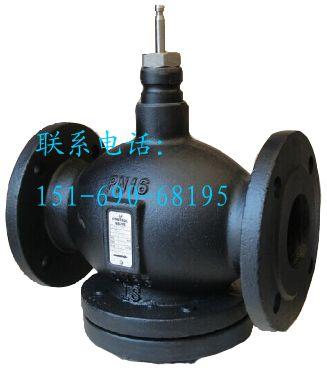 DN150热水电动调节阀