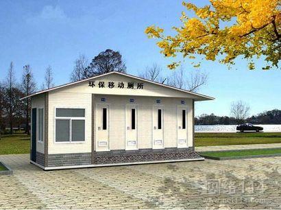 环保公厕,景区卫生间,专业制造景区厕所