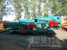 黑龙江白桦5Xfz-25f(双风机双比重)毛刷型花生果清选机