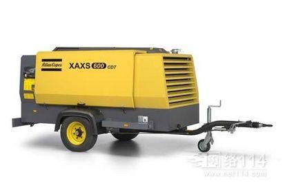 阿特拉斯XAXS600移动螺杆式空气压缩机参数图片报价