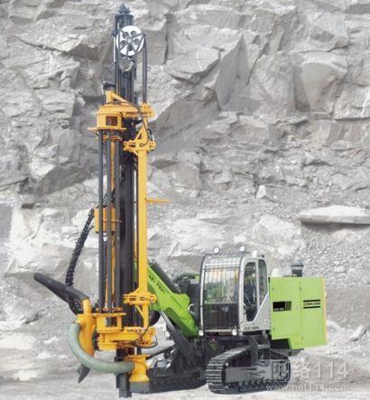 ZGYX460一体式露天潜孔钻车