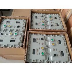 山西太原溶剂回收机专用声光一体式防爆箱定制