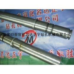 KQG150潜孔钻机回转主轴订做,液压150钻机回转主轴滑轮