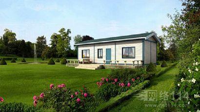 轻体房,景观式房屋,流动高档房屋厂家