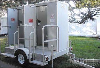 拖挂式移动厕所,改装厕所厂家
