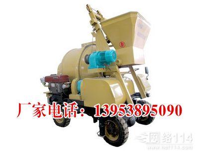 江西九江 矿用混凝土输送泵 地暖施工必备泵