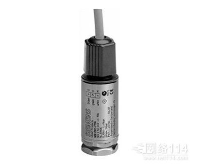 西门子压力传感器QBE2004系列 制冷剂压力传感器供应
