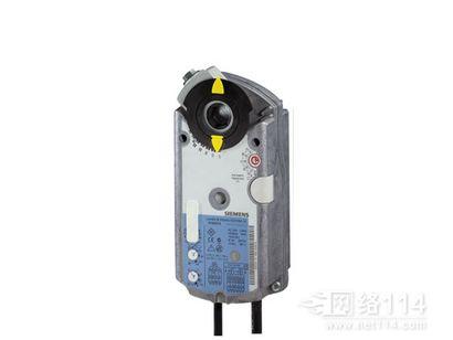 GCA126.1E西门子风阀执行器GCA126.1E