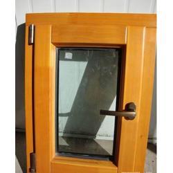 铝包木窗纱一体窗厂家丨铝包木窗纱一体窗价格丨断桥铝合金门窗厂