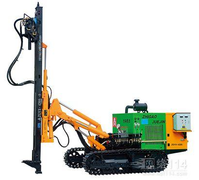 志高ZGYX420液压潜孔钻车技术参数