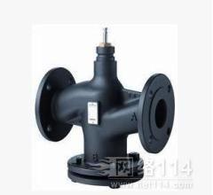 西门子电动阀VVF53.65-63K