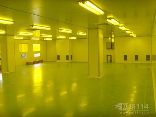 深圳净化车间工程公司 TP贴合车间装修设计 净化空间厂家批发