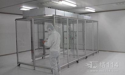深圳洁净棚安装公司 手机屏百级洁净棚设计可移式洁净棚装修价格