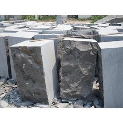 青石马蹄石、青石小料石、錾打面青石板